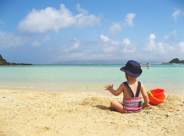 汗や水で日焼け止めが落ちても大丈夫