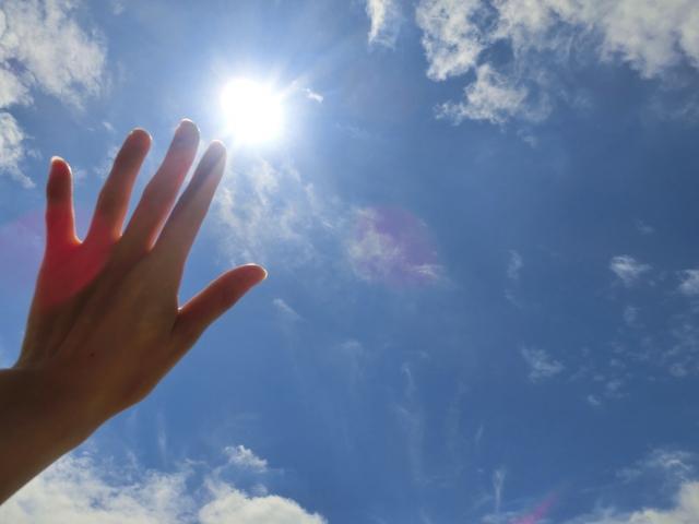紫外線対策効果