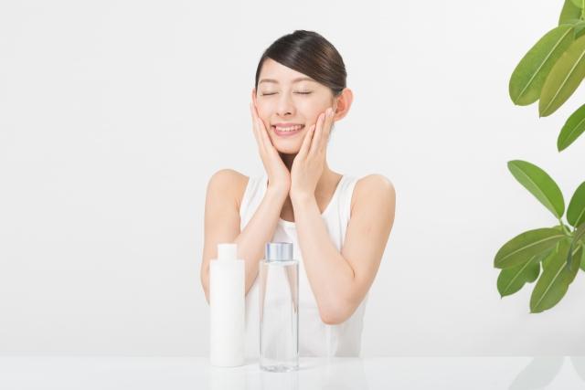 顔の乾燥肌対策